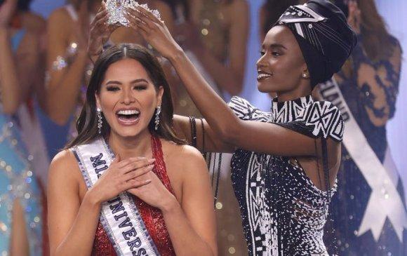 """""""Miss Universe""""-ийн ялагчаар Мексикийн гоо бүсгүй шалгарлаа"""