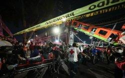 Мексикт метроны гүүр нурж, амиа алдсан хүний тоо 25-д хүрчээ