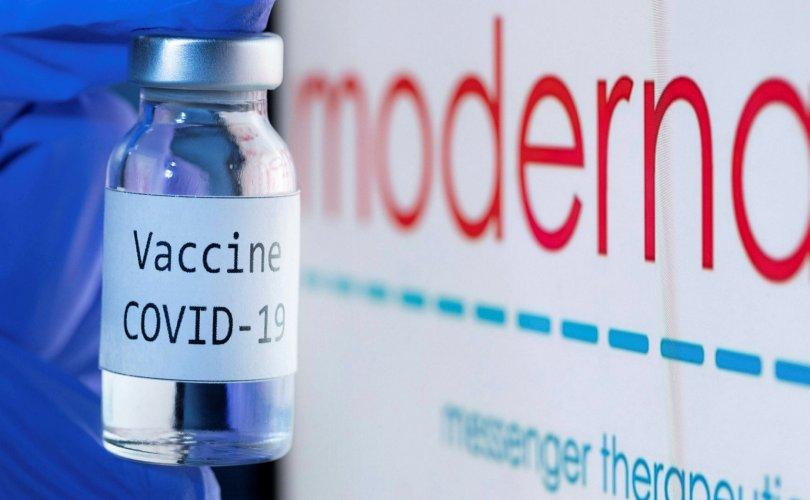 """ДЭМБ """"Moderna""""-ийн вакциныг бүртгэлээ"""