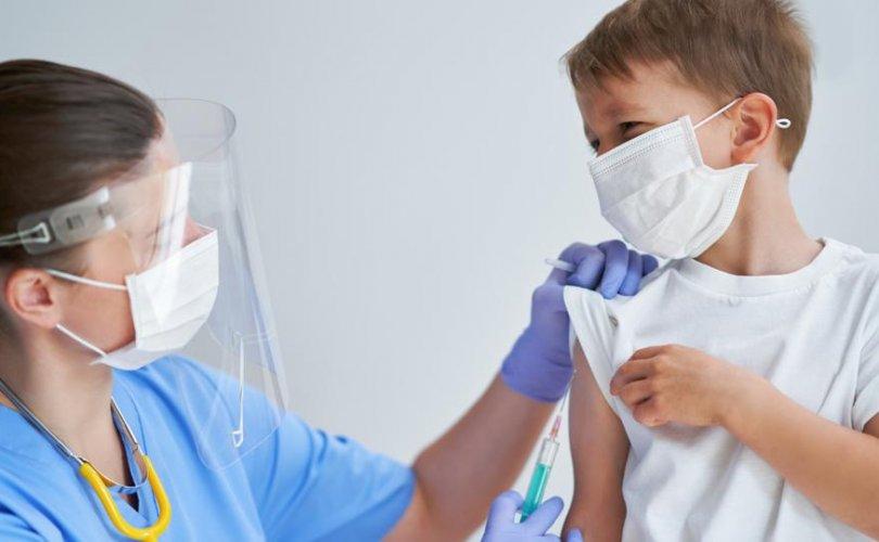 """""""Moderna""""вакцин 12-17 насныханд аюулгүй, өндөр үр дүнтэй"""