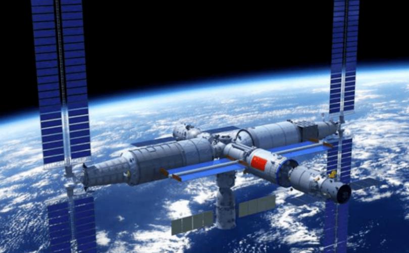 Хятад сансрын станцын гол модулиа тойрог замд туршиж дууслаа