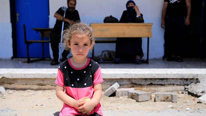 Агаарын цохилтод өртсөн 58 мянган палестин орох оронгүй болжээ