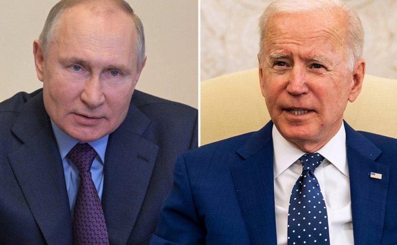 Орос, Барууны харилцаа доод түвшинд хүрч байна