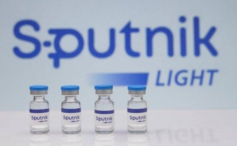"Нэг тунт вакцин – ""Sputnik Light"" (Спутник Лайт)"