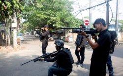 Мьянмарын ард түмэн армиас хамгаалах зэвсэгт хүчинтэй болжээ