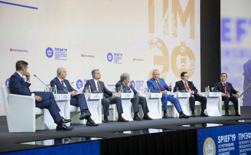 Санкт-Петербургийн Эдийн засгийн форум бол том боломж юм