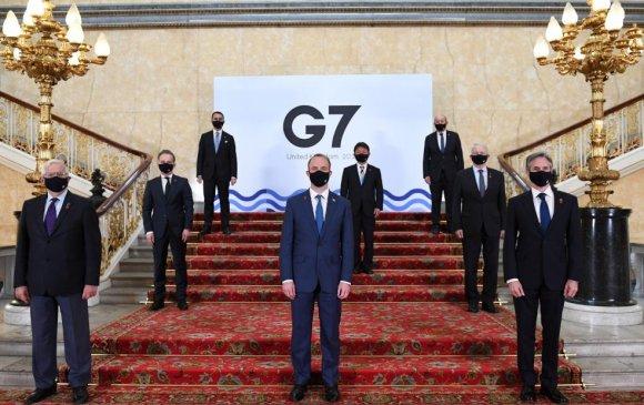 G7: Барууны хүч хараахан дуусаагүй байна