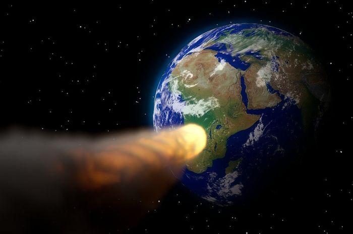 NASA: Хүн төрөлхтөн дэлхийг солироос аварч чадсангүй