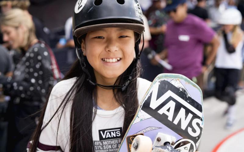 12 настай Кокона Хираки олимпийн эрх авлаа