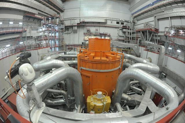 """""""БНХАУ нууцаар цөмийн реактор байгуулж байна"""""""