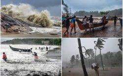 Цар тахалд нэрвэгдсэн Энэтхэгт байгалийн гамшиг нүүрлэв