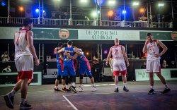 3х3: Монголын баг Румын, Унгартай нэг хэсэгт орлоо