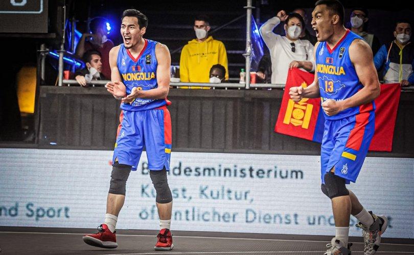 3х3: Монголын баг Австриас олимпийн эрх авч чадсангүй