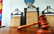АН-ын тамгатай холбоотой Давж заалдах шатны шүүх хурал болно