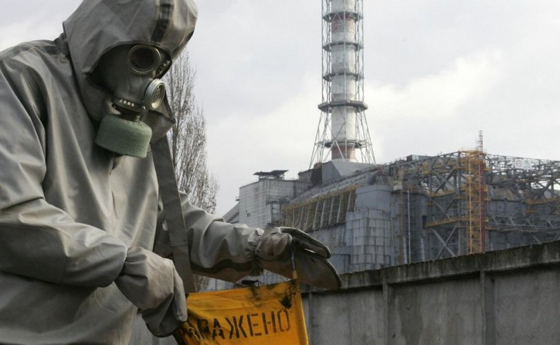Чернобылийн станцад дахин цөмийн хуваагдах урвал эхэлжээ