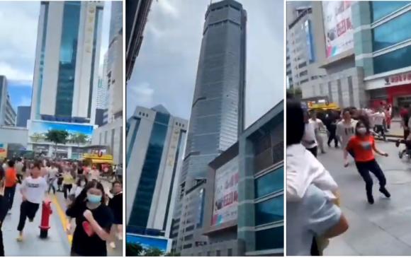 Хятадад 73 давхар барилга савлаж, үйлчлүүлэгчдийг нүүлгэн шилжүүлэв