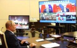 Путин, Ши нар шинэ төсөл санаачилжээ