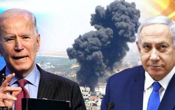 Жо Байден: Израил улс өөрийгөө хамгаалах эрхтэй