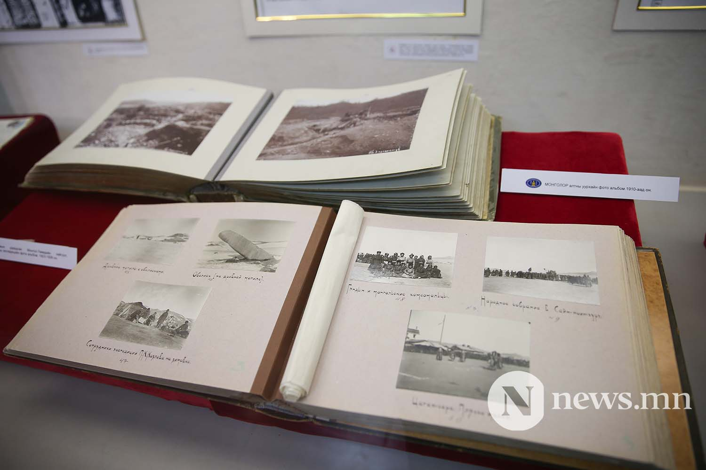 Дэлхийд тархсан монгол өв архивын баримт бичгийн дурсгал үзэсгэлэн (16)