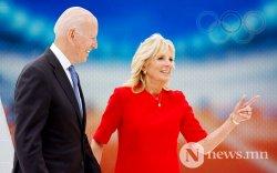 Жо Байденыг төлөөлж эхнэр нь олимпийн наадамд оролцоно