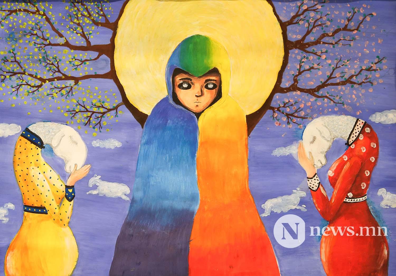 Монгол АРТ галерей Хүүхдийн зургийн уралдаан (14)