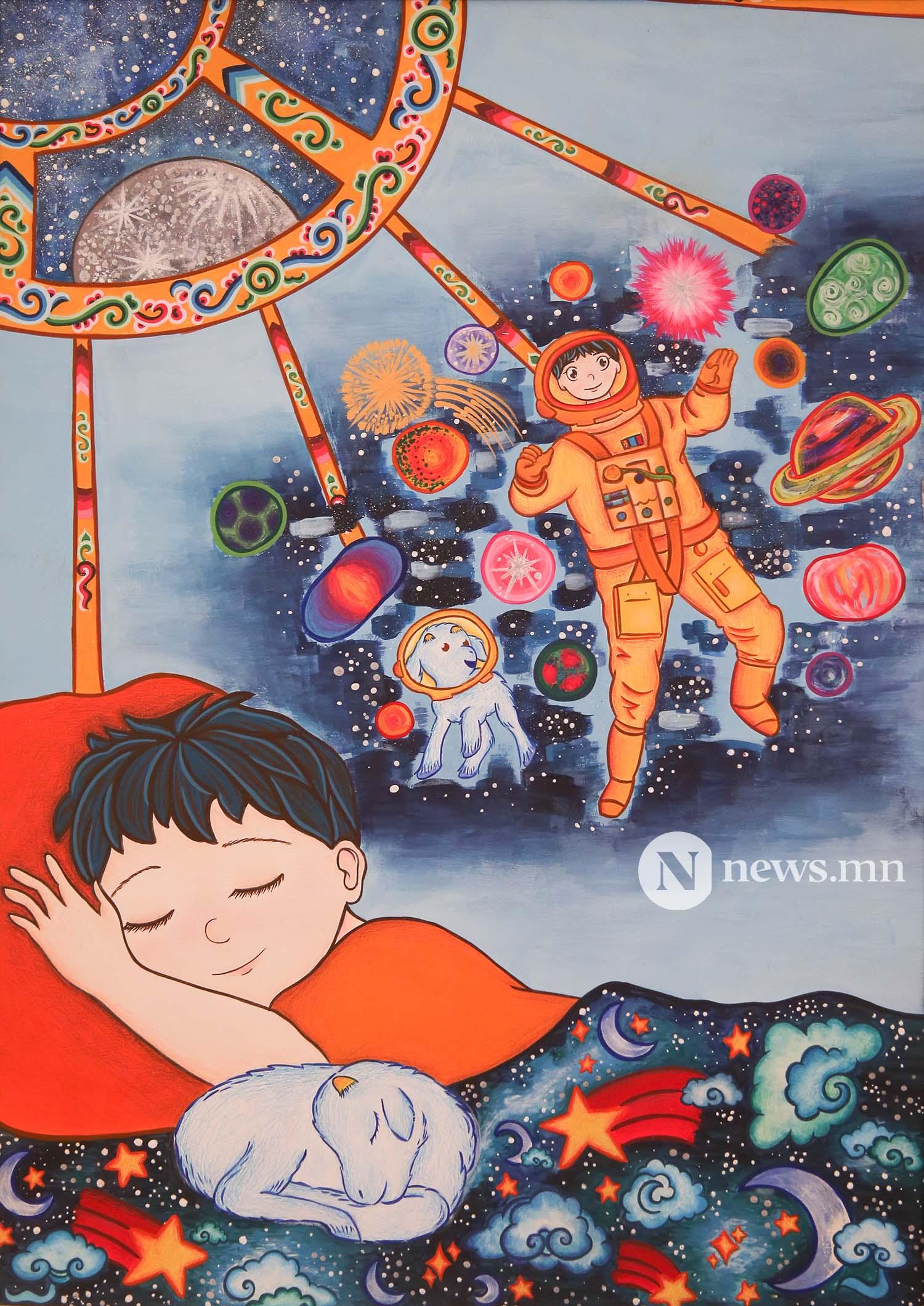 Монгол АРТ галерей Хүүхдийн зургийн уралдаан (17)