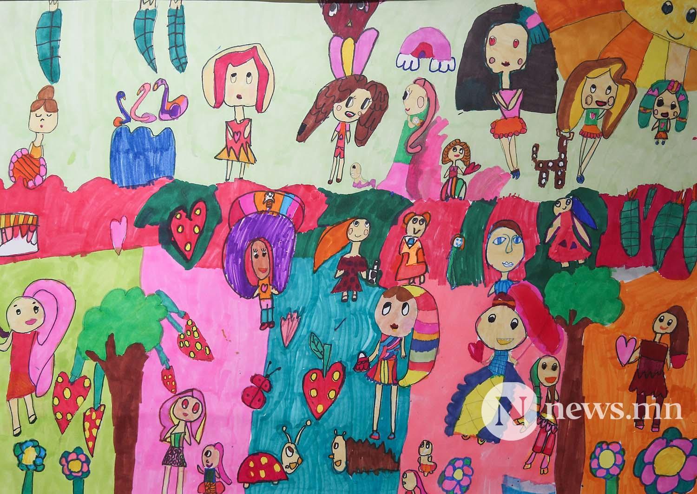 Монгол АРТ галерей Хүүхдийн зургийн уралдаан (20)