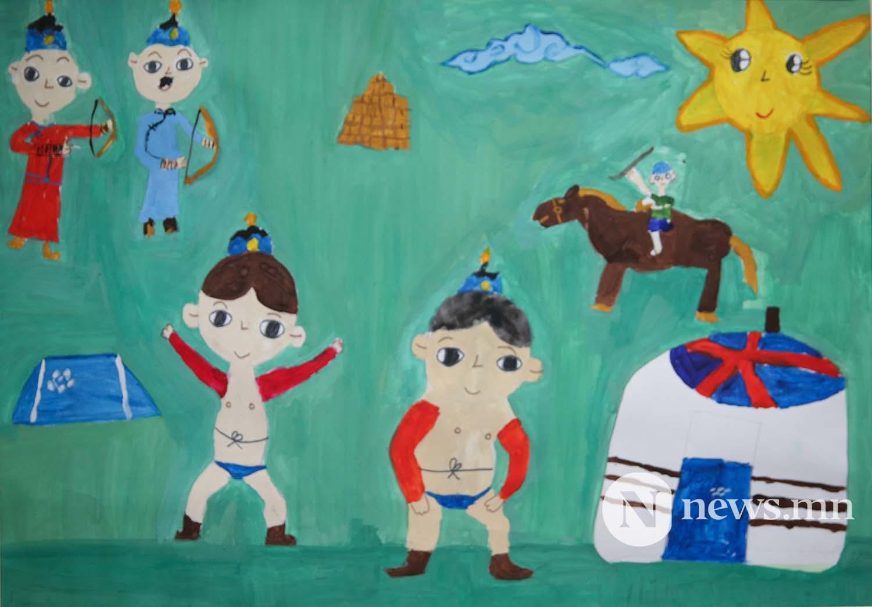 Монгол АРТ галерей Хүүхдийн зургийн уралдаан (21)