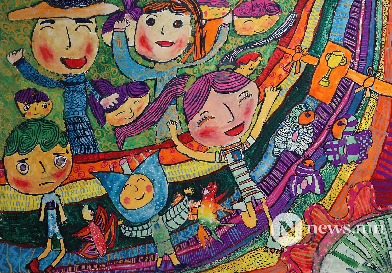 Монгол АРТ галерей Хүүхдийн зургийн уралдаан (22)