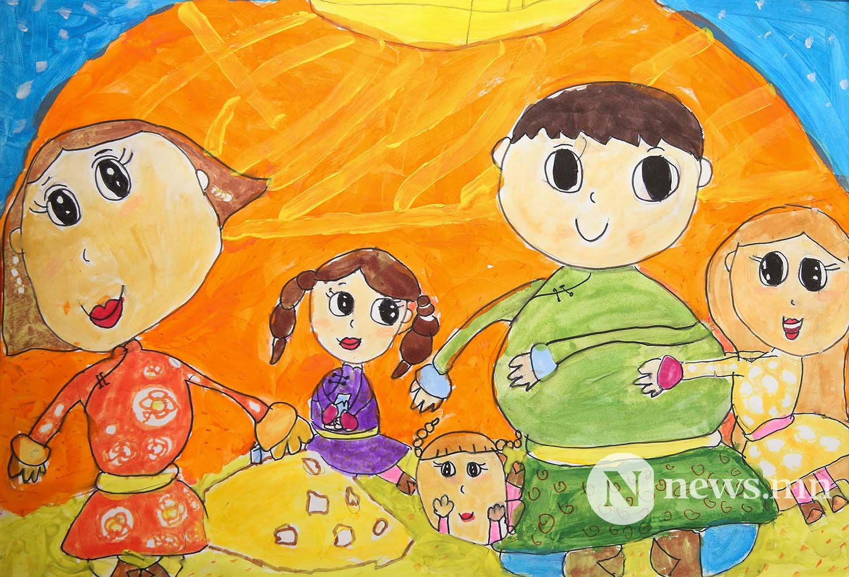 Монгол АРТ галерей Хүүхдийн зургийн уралдаан (27)