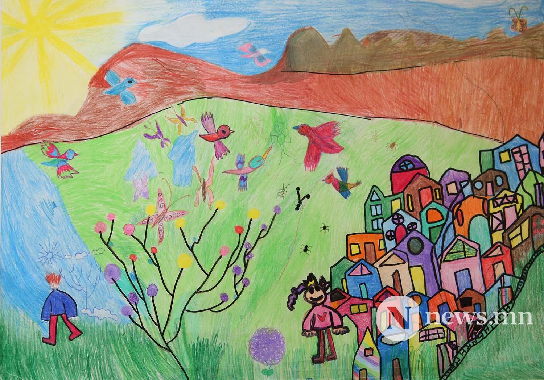 Монгол АРТ галерей Хүүхдийн зургийн уралдаан (28)