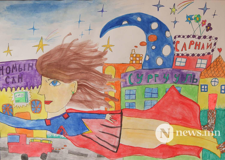 Монгол АРТ галерей Хүүхдийн зургийн уралдаан (30)