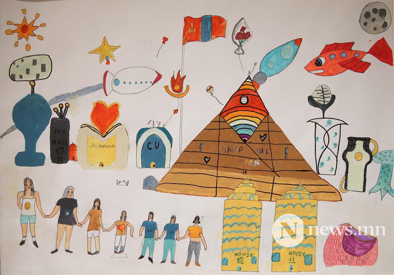 Монгол АРТ галерей Хүүхдийн зургийн уралдаан (31)
