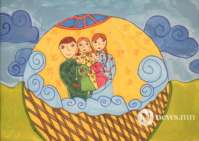 Монгол АРТ галерей Хүүхдийн зургийн уралдаан (33)