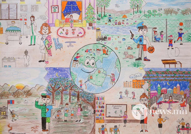 Монгол АРТ галерей Хүүхдийн зургийн уралдаан (7)