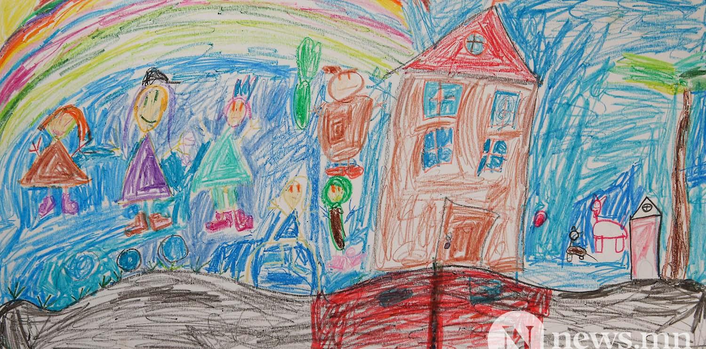 Монгол АРТ галерей Хүүхдийн зургийн уралдаан (70)
