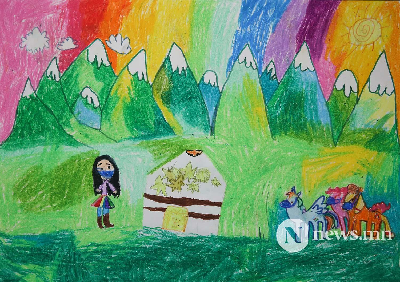 Монгол АРТ галерей Хүүхдийн зургийн уралдаан (71)