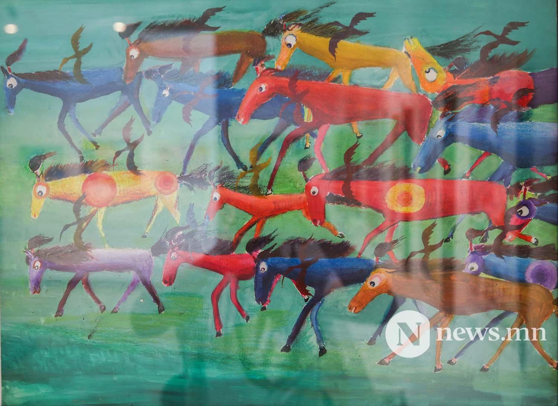 Монгол АРТ галерей Хүүхдийн зургийн уралдаан (75)