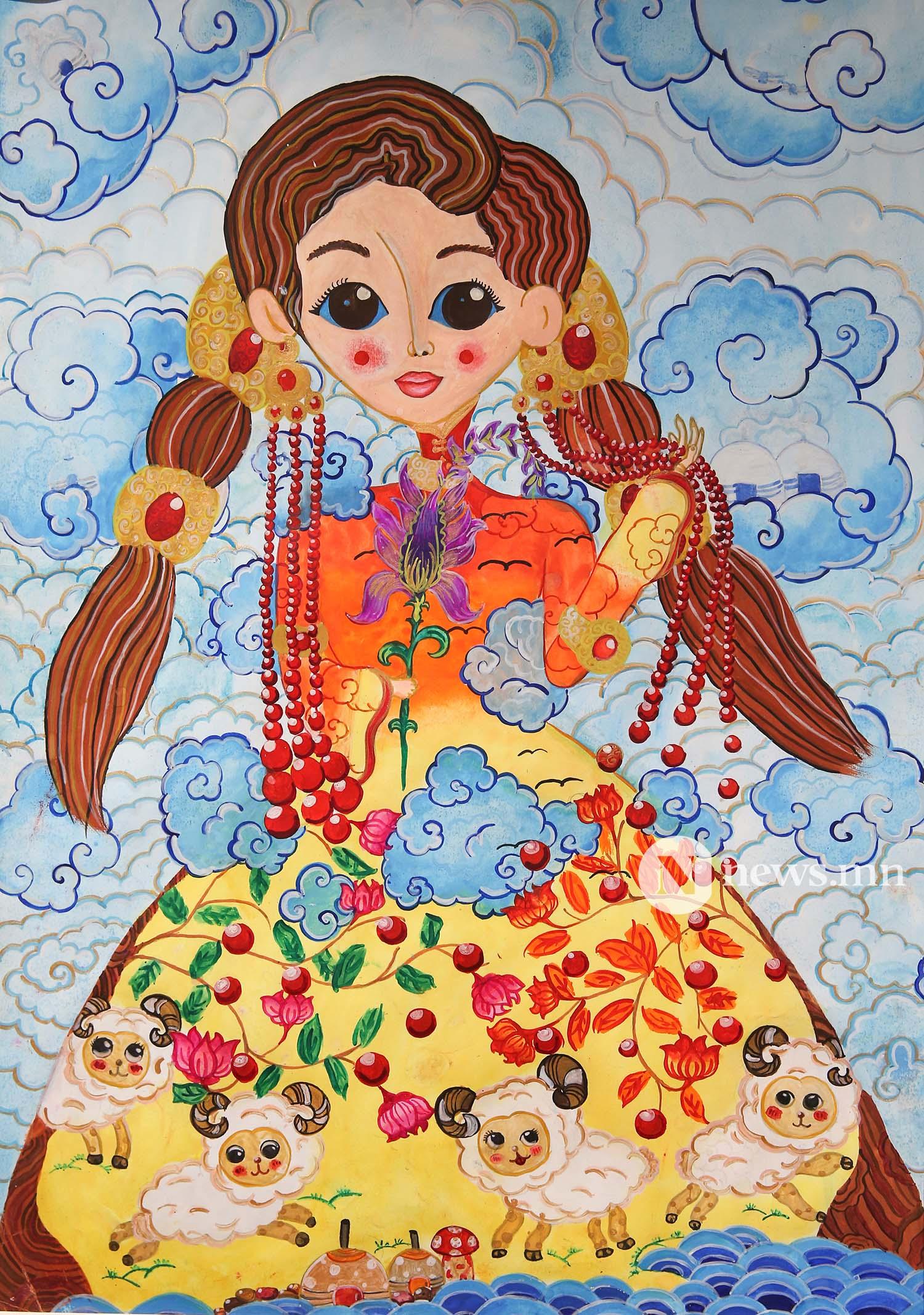 Монгол АРТ галерей Хүүхдийн зургийн уралдаан (78)