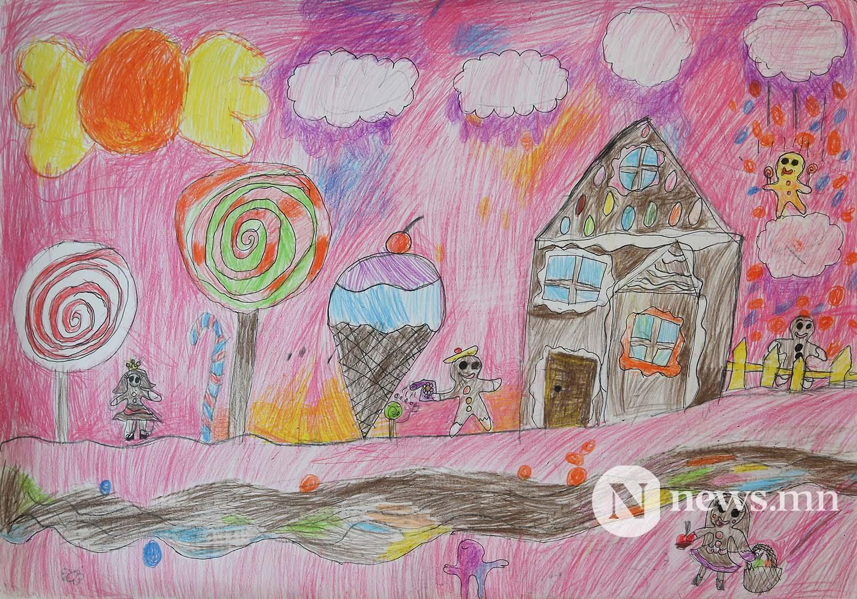 Монгол АРТ галерей Хүүхдийн зургийн уралдаан (86)