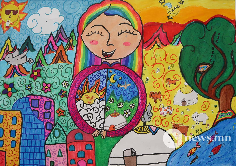 Монгол АРТ галерей Хүүхдийн зургийн уралдаан (87)