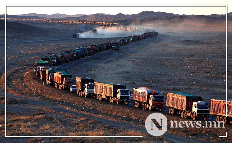 Нүүрс тээврийн машины тоо хоёр дахин нэмэгдэх боломж бүрджээ