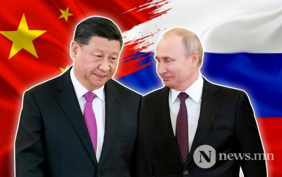Орос, Хятадын нөхөрлөлхэрудаан үргэлжлэх вэ?