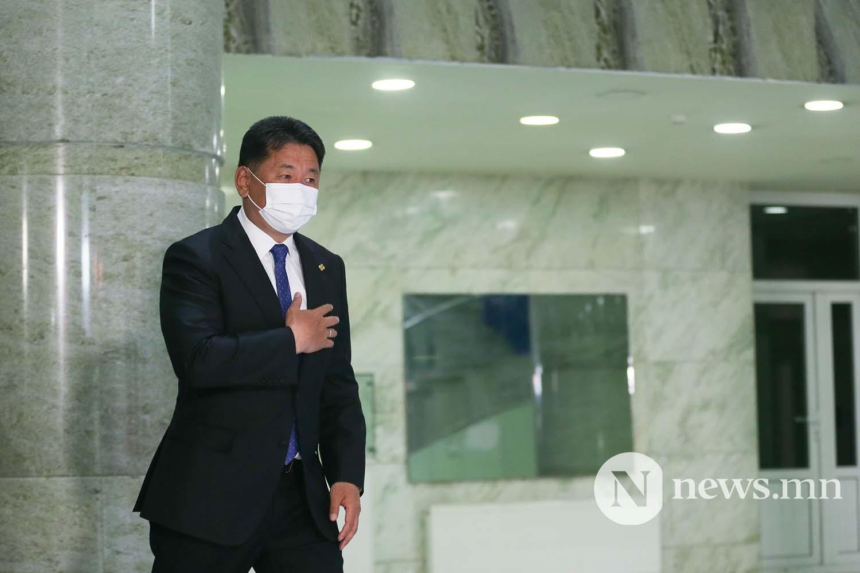 У.Хүрэлсүх Монгол Улсын ерөнхийлөгчид нэр дэвшигч мэдээлэл (1)