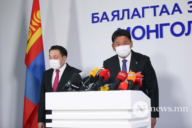 У.Хүрэлсүх Монгол Улсын ерөнхийлөгчид нэр дэвшигч мэдээлэл (3)