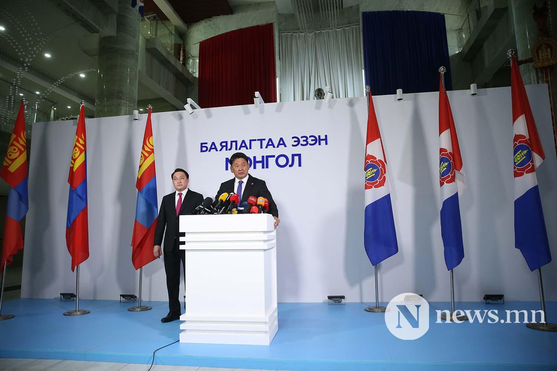 У.Хүрэлсүх Монгол Улсын ерөнхийлөгчид нэр дэвшигч мэдээлэл (5)