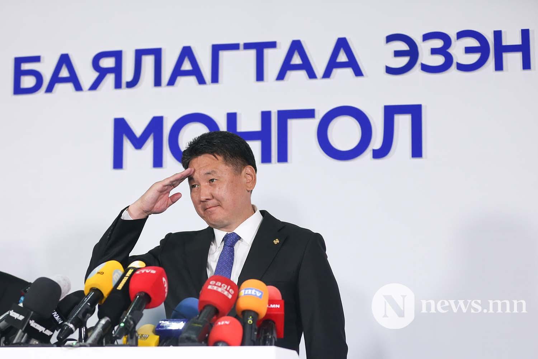 У.Хүрэлсүх Монгол Улсын ерөнхийлөгчид нэр дэвшигч мэдээлэл (7)