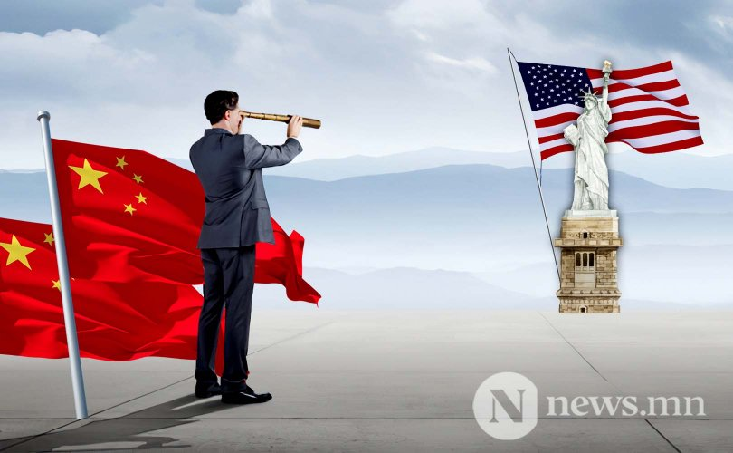 Хятадын сөрөг тагнуулын дарга АНУ руу дүрвэсэн үү?