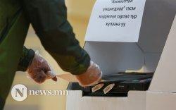 Улсын хэмжээнд 2.151.329 сонгогч бүртгэлтэй байна