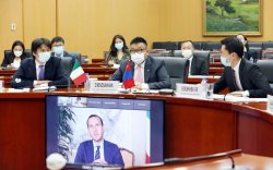 Монгол, Италийн засгийн газар хоорондын холимог комисс хуралдлаа